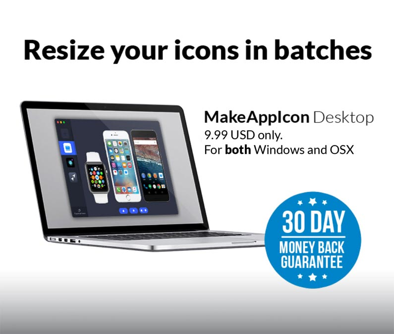 MakeAppIcon Desktop App Download